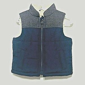 GAP Baby Elysian Zip Up Vest
